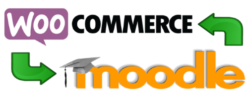 Woocommerce Moodle Integration