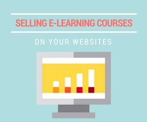 Selling eLearning courses